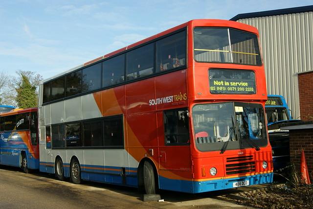 13629 408DCD Stagecoach