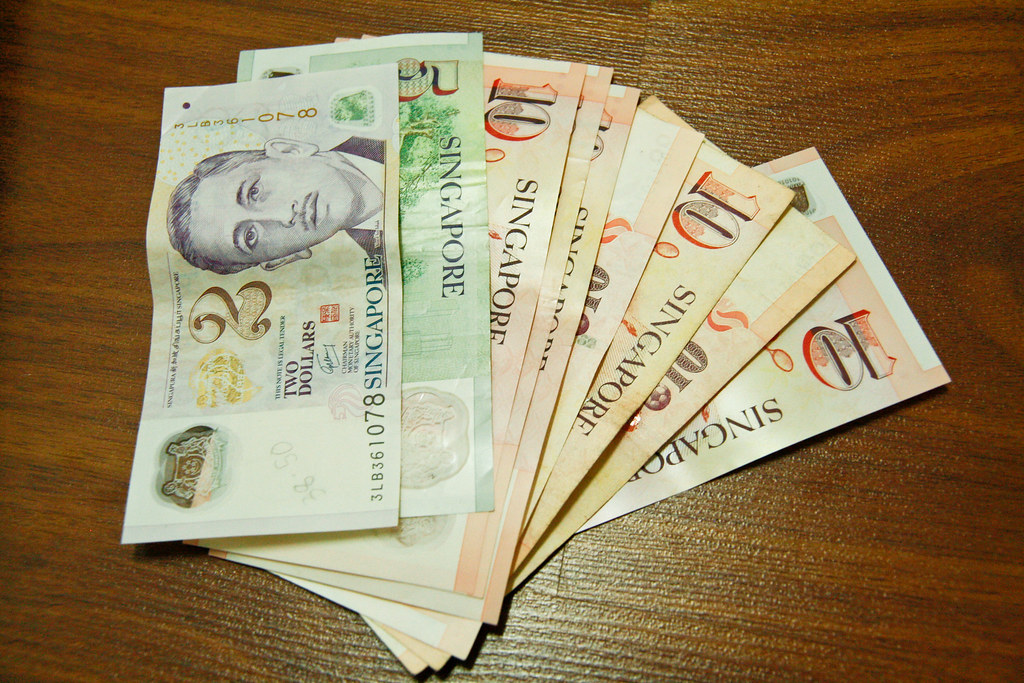 Singapore Currency | Narin BI | Flickr