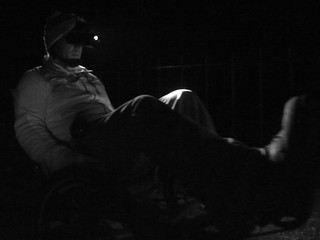 Rhett In Nightvision Mode | by woofdriver