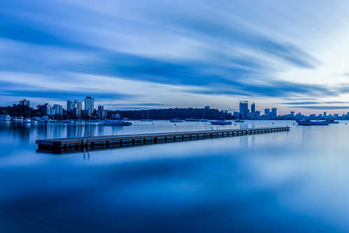 bluehour longexposure matildabay perth