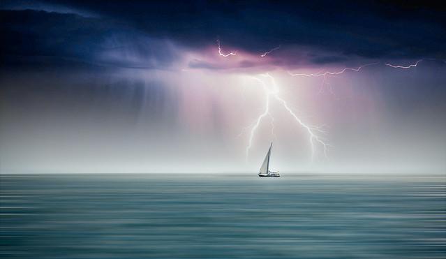 Sailing to Cape Cod