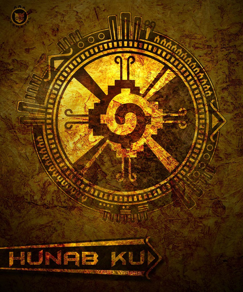 Hunab Ku | free time and next tatto. | Yesid Vargas | Flickr
