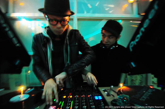 110122 Floating Disco Session Vol.1@JICOO
