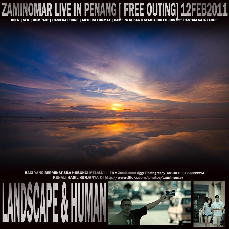 free landscape & human workshop by ZaminOmar