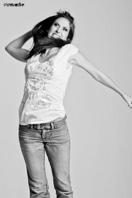 Model : Clarissa Outfit : www.dorinamaznicartelier.it Mak