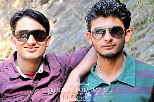 PEOPLE & PORTRAITS MODELS PRANAV & AVDESH HIMACHAL PHOTOSTORIES 2010102009280200152 AWFJ   by SDB Fine Art Travel of 2 Decades to 555+ Places Ph