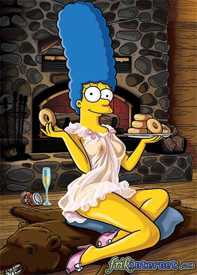 marge nude