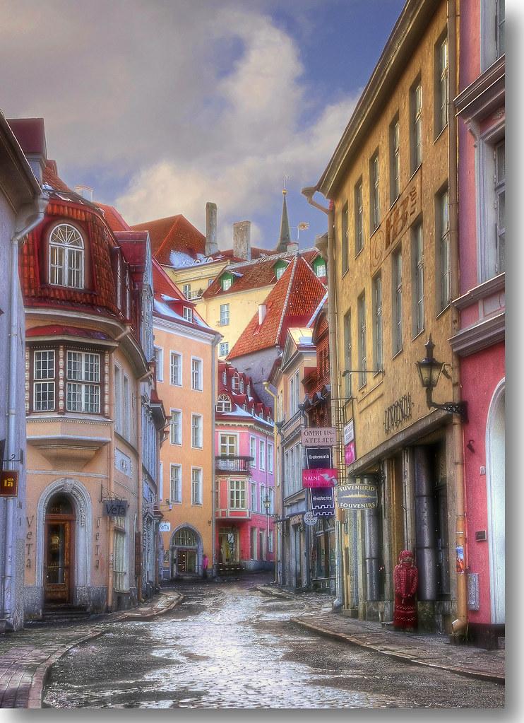 Pikk Jalg (Tallinn) | Pikk Jalg (
