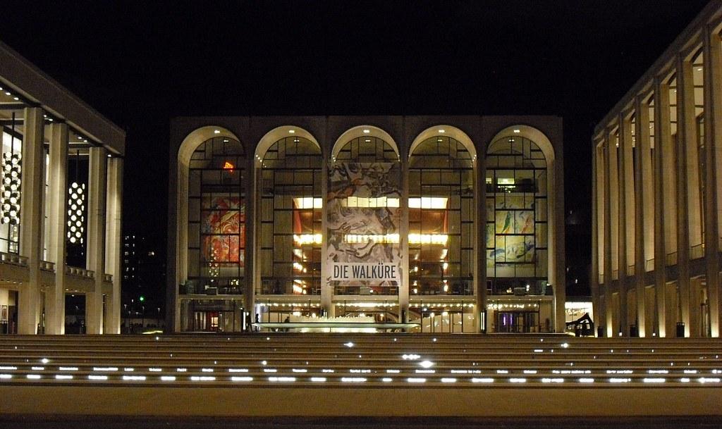 Cool Metropolitan Opera House Lincoln Center Nyc Elias Home Interior And Landscaping Analalmasignezvosmurscom
