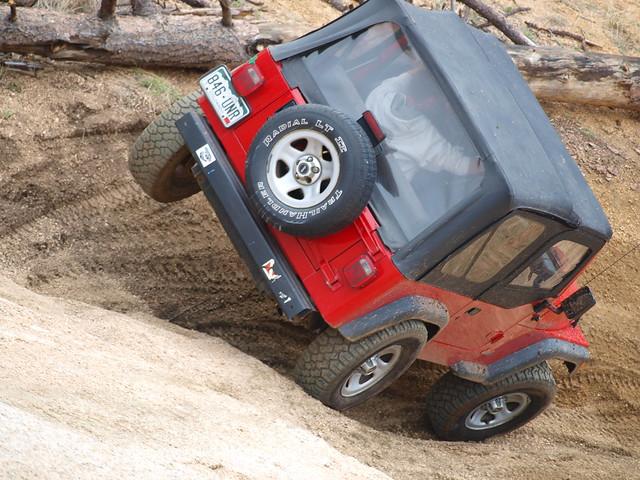 Matt's Jeep