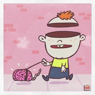 brain walk | by goopymart