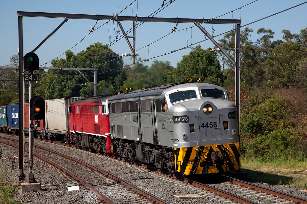 4458 at Casula by Trent