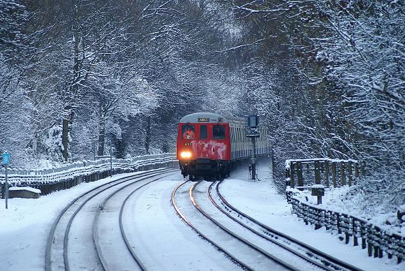 A Metropolitan Winter (Explored Front Page)