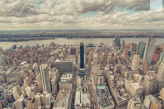 New York City - view from ESB