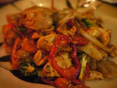 金, 2011-02-11 19:36 - ayada Chicken Drunken Noodle