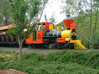 Fun Train at Gold Reef City | by The Puzzler