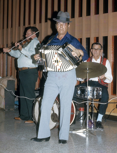 1976fall Jack Leger and the Cajun All Stars, LSUE | by cajunzydecophotos