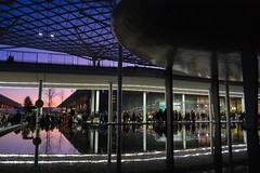 Fiera di Milano Reflections