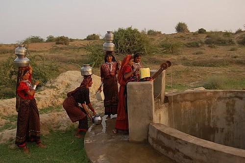 Providing Decentralised Domestic Water to Households in Abdasa Taluk