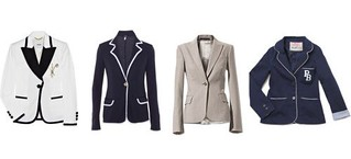 Mom's Blazers | by Roses on Toast