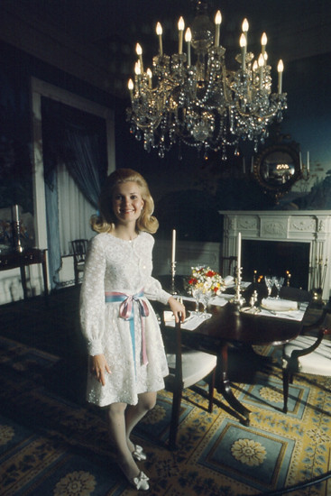 ... Tricia Nixon's White House Tour | by The White House Historical Association