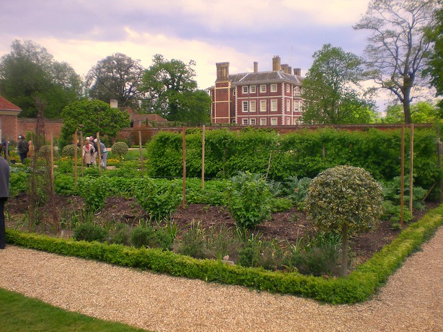 Ham House Kitchen Garden