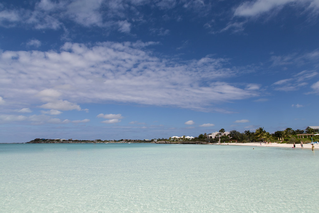 Sapodilla Bay, Providenciales (Provo), Turks and Caicos Islands (TCI)
