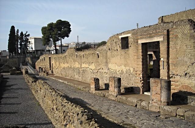 House of Argus at Herculaneum