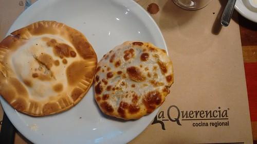 Buenos Aires, Argentina: Empanadas en La Querencia   by blueskylimit