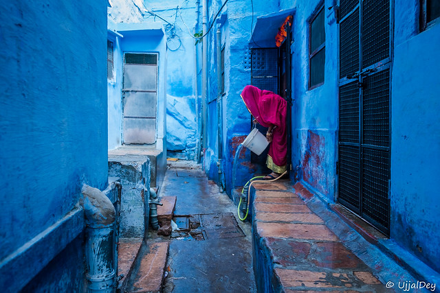 Jodhpur Alleys