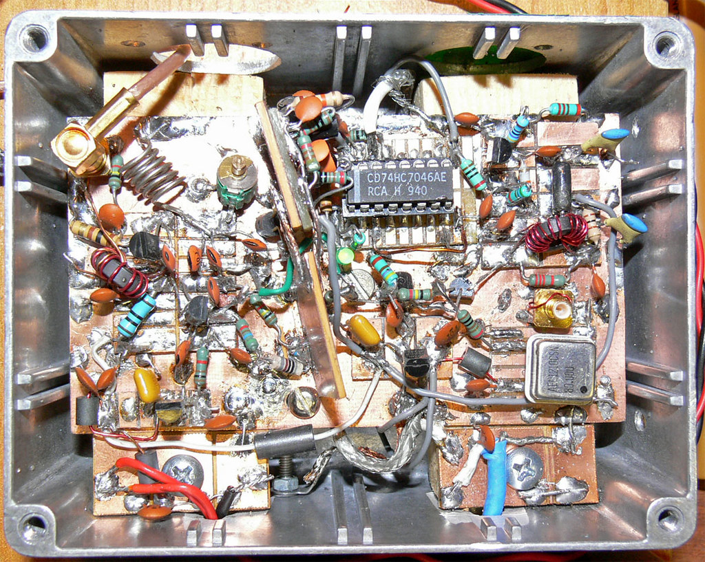 Eden 9 - PLL VFO - Final Version | Final (for the time being… | Flickr
