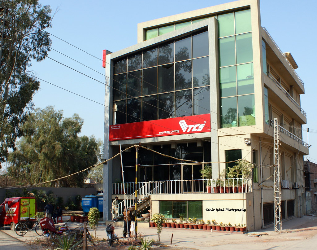 T C S  | T C S  Main Office West Canal Road Faisalabad (Lyal… | Flickr
