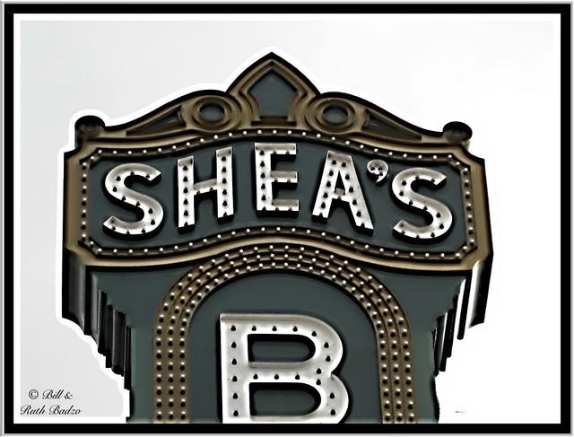 Buffalo NY ~ Shea's Theatre