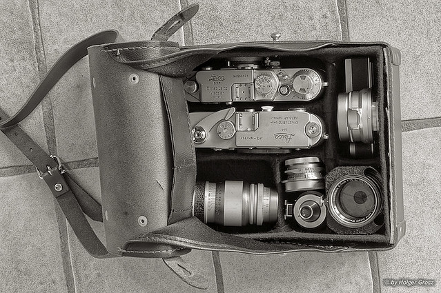 It's my camera bag