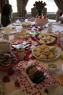 Valentine's Day Tea Party | by Jordana Lea