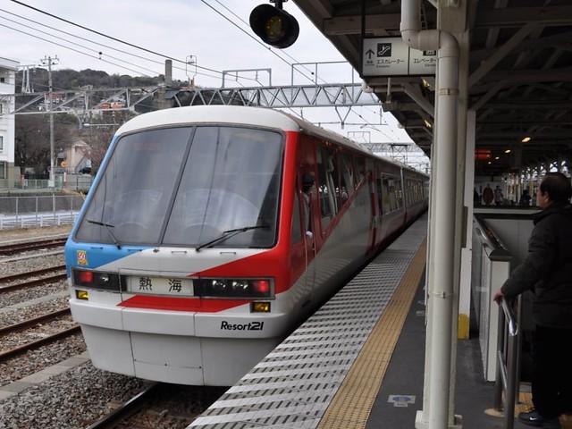 伊豆急2100系 リゾート21オリジナル(3次車)