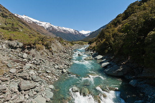 Matukituki River | by Jason Pratt