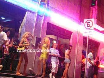 Model Hooker in Fortaleza