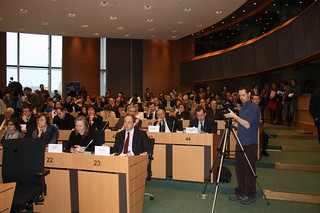 Freedom of Press in Hungary [HEARING] | by ALDEADLE Alliance of Liberals and Democrats for EU