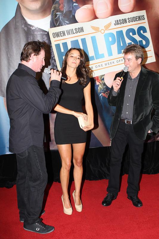 Pass, Red Carpet Premiere Sydney- Owen Wilson