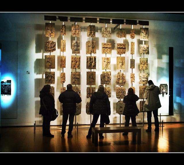 London - British Museum - African art