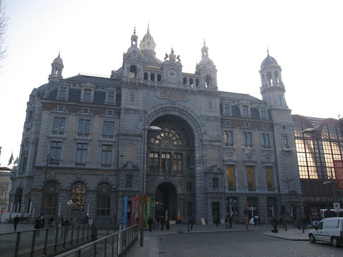 Antwerpen Centraal | by Bernt Rostad