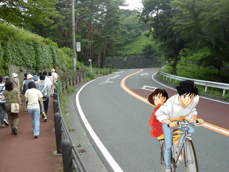 耳をすませば - アニメの舞台になった街:川崎市多摩区・聖蹟桜ヶ丘