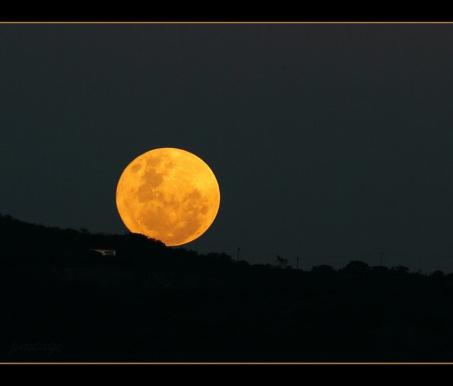 lua cheia / big moon