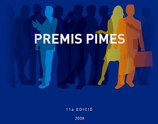 Premis Pimes 2008