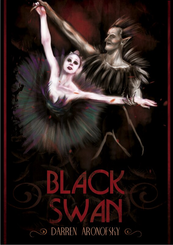Black Swan movie poster | colin newman | Flickr