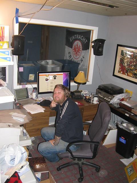 Hort at Headquarters