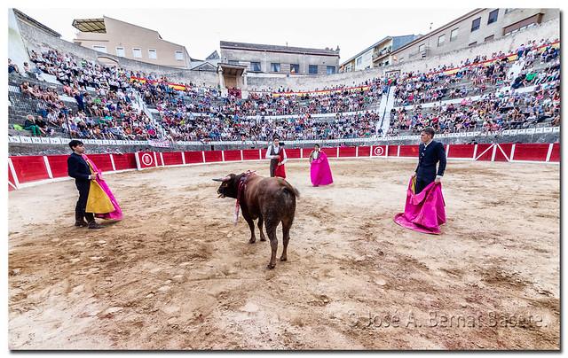 Plaza de toros de Bocairent