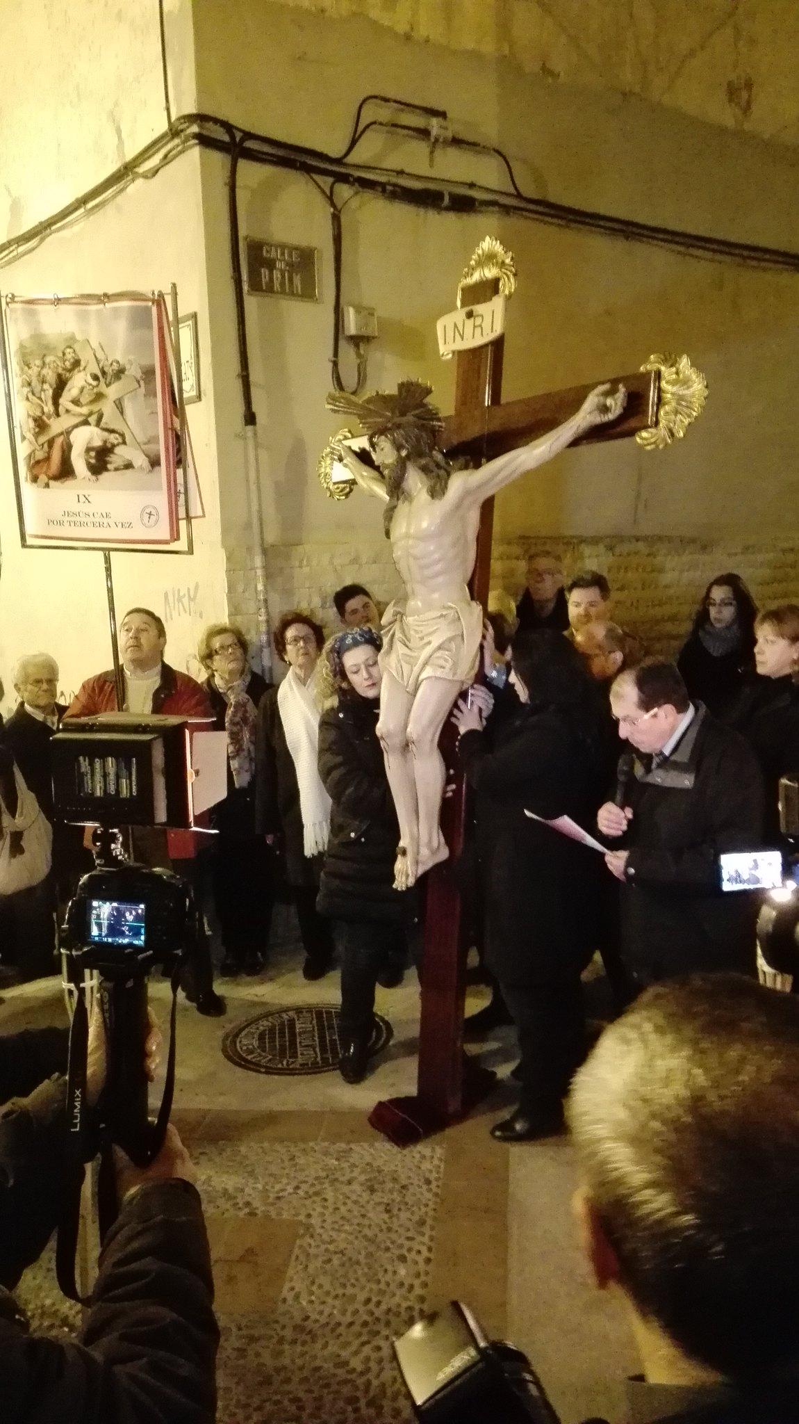 (2016-03-18) - VII Vía Crucis nocturno - Javier Romero Ripoll (089)