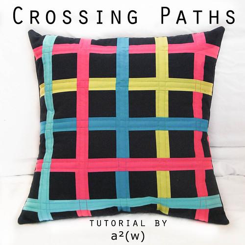 Crossing paths-tutorial | by a²(w) - asquaredw - Ali